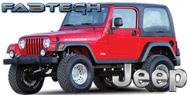 Fabtech Jeep Suspension Lift Kits <br>TJ Wrangler