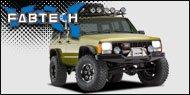 Fabtech Jeep Suspension Lift Kits <br>XJ Cherokee