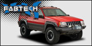 Fabtech Jeep Suspension Lift Kits <br>ZJ Grand Cherokee