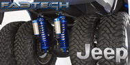Fabtech <br>Jeep Lift Accessories