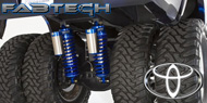 Fabtech <br>Toyota Lift Accessories
