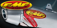 FMF Racing Factory 4.1<br>Replacement Parts