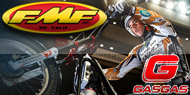 FMF Racing Exhaust Gas