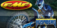 FMF Racing Exhaust Husaberg