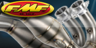 "<strong><font color=""#0084ff"">FMF Racing </font><font color=""#ffd504"">ATV Exhaust Headers</font></strong>"