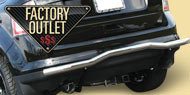 Factory Outlet Stainless<br> Steel Bumper Guard