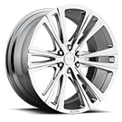 Foose Wheels<br /> F159 Wedge Chrome