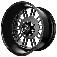 American Force Wheels<br> FUSION SS8 Black