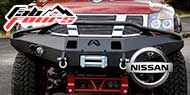 Fab Fours Nissan Bumpers