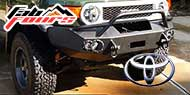 Fab Fours Toyota Bumpers