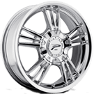 Platinum Wheels<br /> 122 Wolverine Chrome