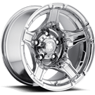 Ultra Wheels<br /> 193/194 Drifter Chrome