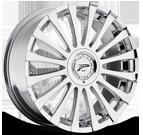 Platinum Wheels<br /> 405 Emotion Chrome
