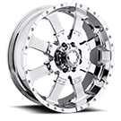 Ultra Wheels<br /> 223-224 Goliath Chrome