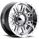 Ultra Wheels<br /> 286 Predator Chrome