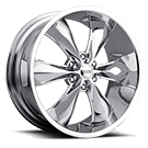 Foose Legend Six <br />Chrome