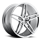 Foose Wheels<br> F155 Stallion Chrome