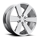 Foose Wheels<br /> F157 Switch Chrome