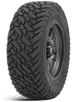 Fuel <br>Gripper M/T Tires