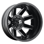 Fuel Wheels <br /> D538 - Maverick Black- Rear