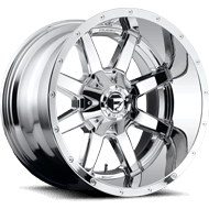 Fuel Wheels <br /> D536 - Maverick - Chrome