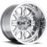 Fuel Wheels <br /> D512 Throttle Chrome