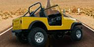 Full Traction Suspension Lift Kit - Jeep CJ