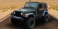 Full Traction Suspension Lift Kit - Jeep TJ Wrangler