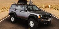 Full Traction Suspension Lift Kit - Jeep XJ Cherokee