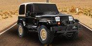 Full Traction Suspension Lift Kit Jeep YJ Wrangler