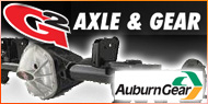 Dana 44 Rear Axle Assembly <br> Auburn ECTED