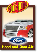 Ford Good Hood Hoods and Ram Air Kits