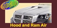 Good Hood Hoods and Ram Air Kits