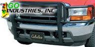 Go Industries<br /> Big Tex Grille Guard Black