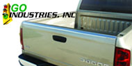 Go Industries<br> Stainless Tailgate Protector