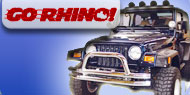 Go Rhino Jeep Products