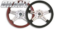 Grant Steering Wheels <br>LE Mans Wheels