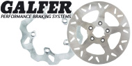 Galfer ATV Brake Rotors