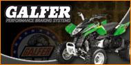 Galfer Brakes ATV