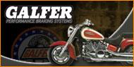 Galfer Brakes Touring | Cruiser
