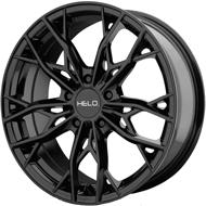 Helo HE907 Gloss Black Wheels