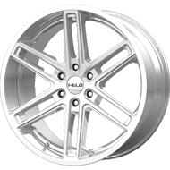 Helo HE908 Chrome Plated Wheels