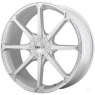 Helo Wheels<br /> HE870 Silver