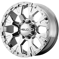 Helo Wheels<br /> HE878 Chrome