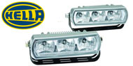 Hella 3 LED Daytime Running Light