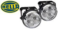 Hella 90mm LED Daytime Running Lights