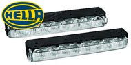 Hella 30 Degree LED Daytime Running Lights