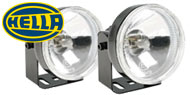 Hella Optilux Driving Lamp Model 1300