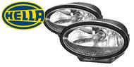 Hella FF 50 Fog Lamps