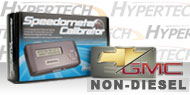 Hypertech Speedometer Calibrator <br/> Chevy GMC <br/> Gas Trucks and SUVs